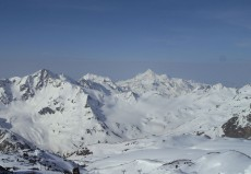 Skibesteigung Elbrus,  5642m