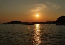 Mit dem Seekajak um die Insel Rab