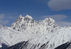 Georgien Skitouren