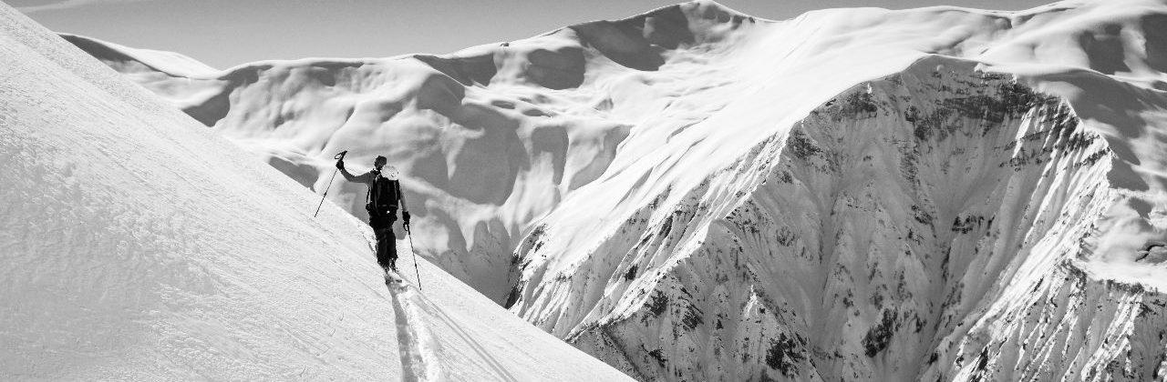 Georgien Skitouren 2018